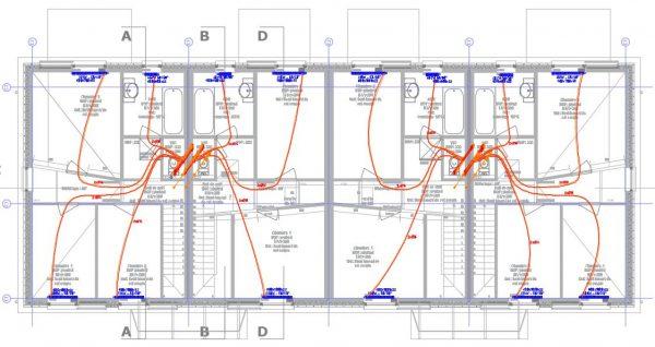 Plan HVAC