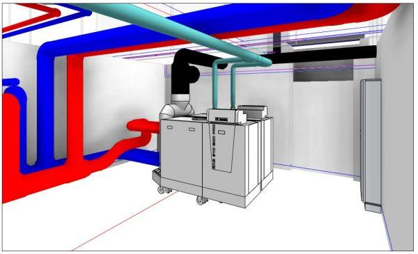 HVAC modélisation