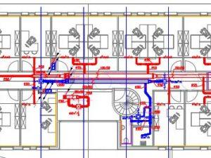 Ventilation bureaux